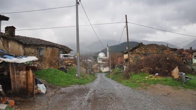 Hayalet köy