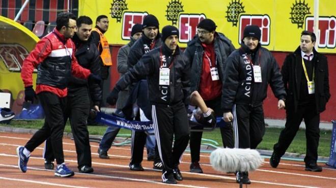Erciyesspor da İlhan Parlak şoku