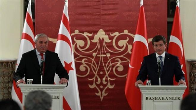 Davutoğlu: Doğu Akdeniz Türkiye ye kapatılamaz