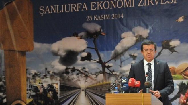 Zeybekci: 17. büyük ekonomi olduk