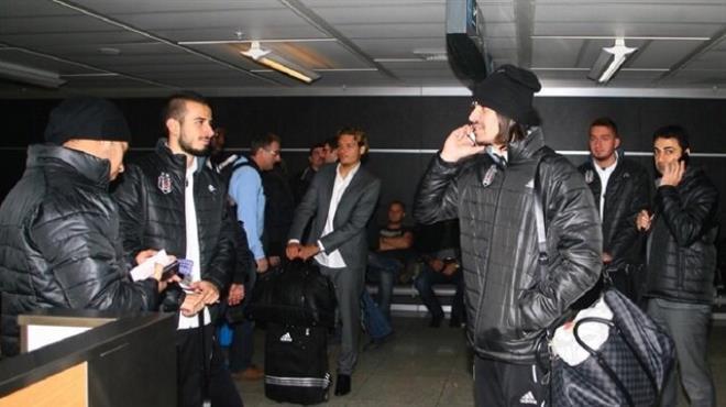 Beşiktaş Yunanistan da