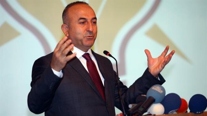 Çavuşoğlu: DAİŞ e de YPG ye de destek vermeyiz