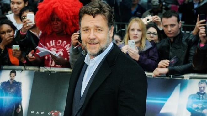 Russell Crowe İstanbul a gelecek