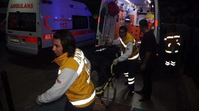 Siirt te trafik kazası: 1 ölü, 1 yaralı