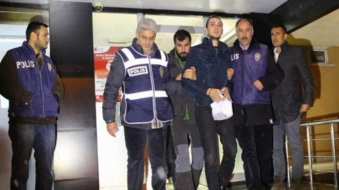Polis cinayetinde tutuklama