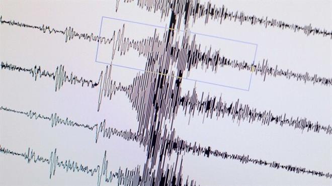 Ege Denizi nde deprem
