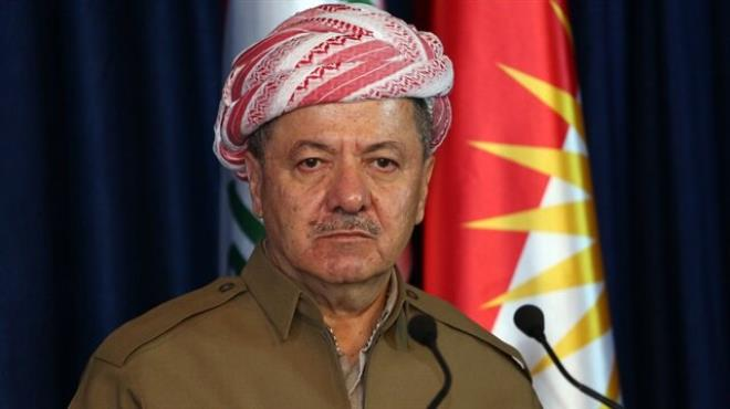 Çavuşoğlu Barzani ile görüştü