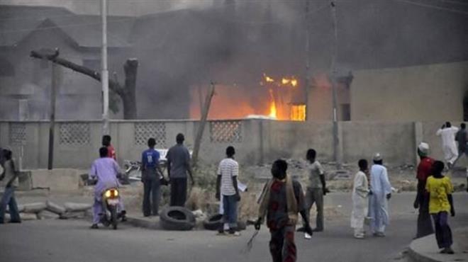 Camiye bombalı saldırı: 64 ölü