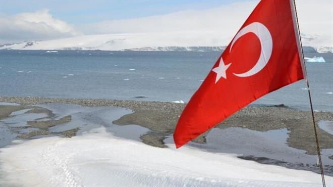 Türkiye den Antartika hamlesi