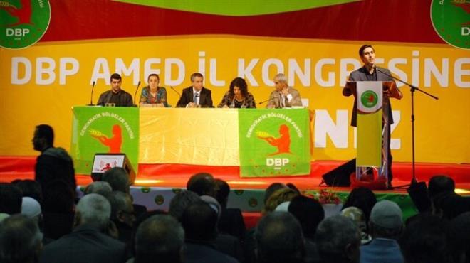 DBP 26 il örgütünü feshediyor