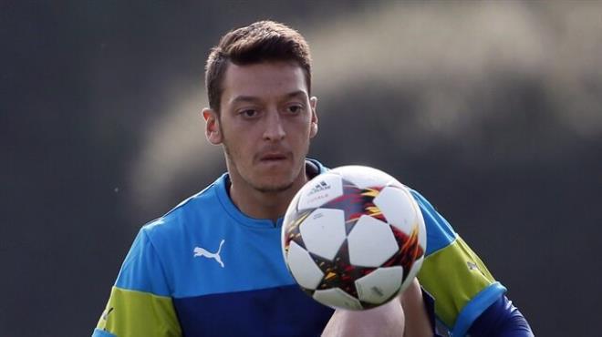 Mesut Özil in büyük özlemi