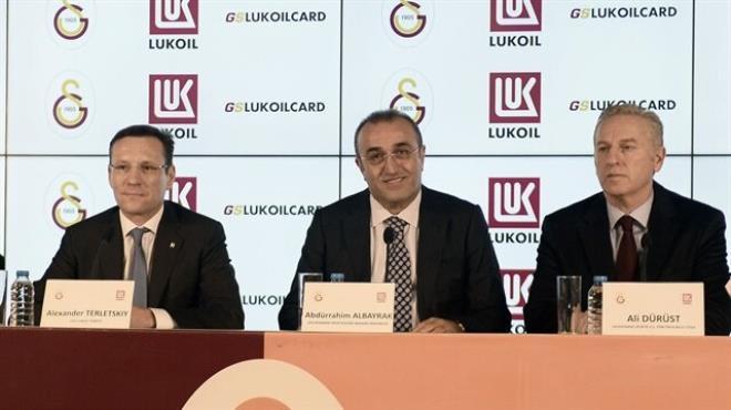 Galatasaray anlaşma imzaladı