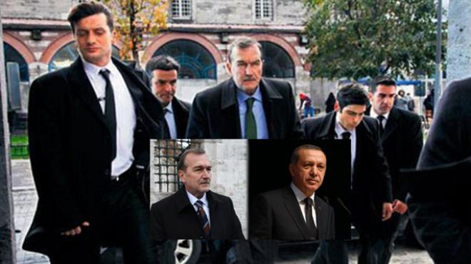 Kod Adı K.O.Z da Erdoğan a suikast anı