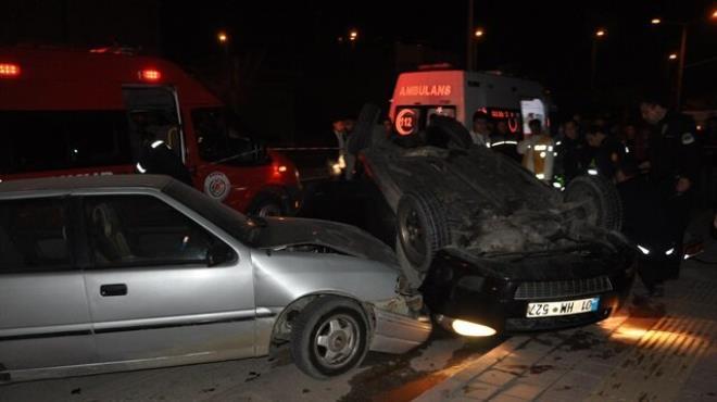 Adana da feci kaza: 1 ölü