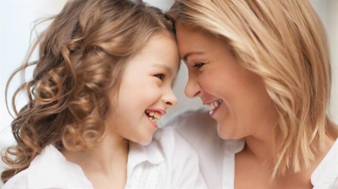 Çocuğunuzu sevin ve onunla konuşun