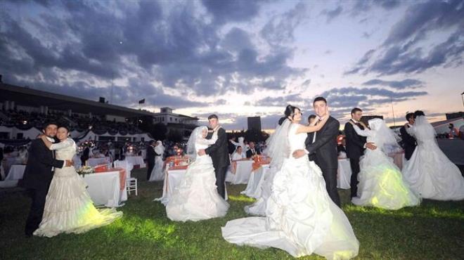 Evlilikte  evet in maliyeti 40 bin TL