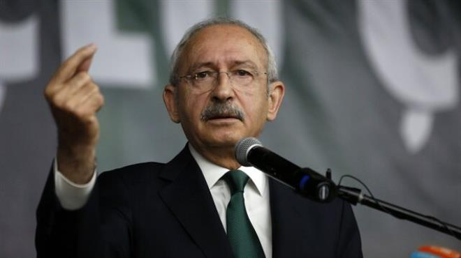 Kılıçdaroğlu nu istifa ettirecek 18 isim