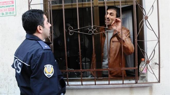 Bursa da dehşet: 3 polis yaralı