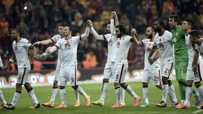 Galatasaray ın golleri onlardan