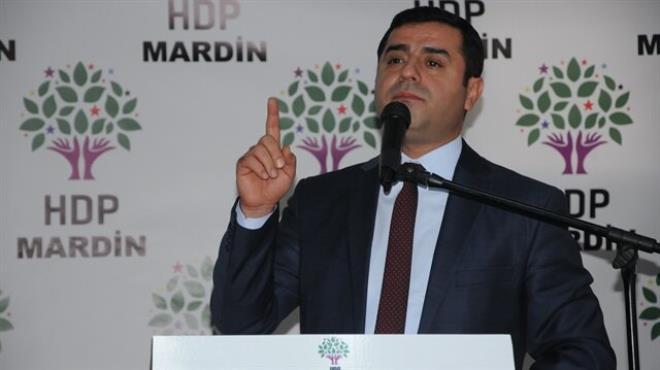 HDP Başbakanlığı istiyor