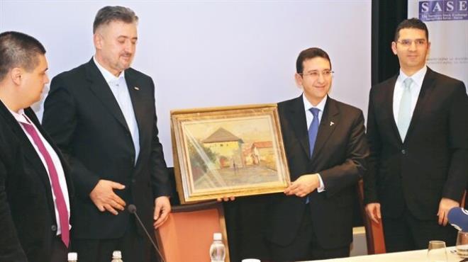 Saraybosna ile borsa kardeşliği