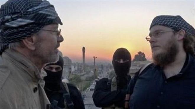 Alman gazeteciden IŞİD ile 10 gün
