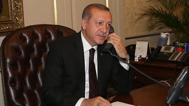 Erdoğan Sibsi ve Juncker ı arayarak tebrik etti