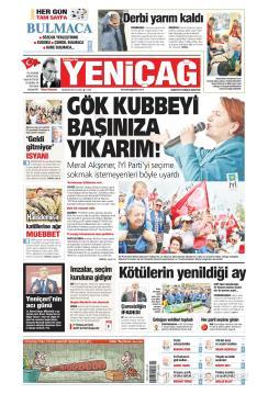 Türkiye'de Yeni Çağ - 20 Nisan 2018