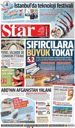 STAR - 11 Eylül 2018