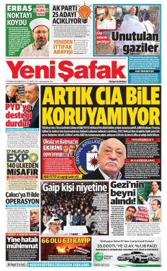 YENİ ŞAFAK - 17 Kasım 2018