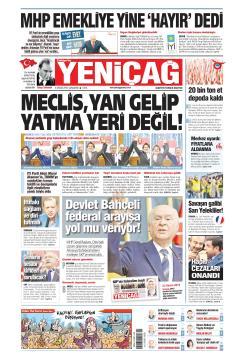 Türkiye'de Yeni Çağ - 05 Aralık 2018