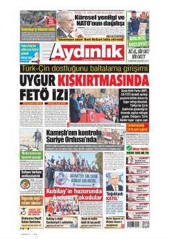 AYDINLIK - 24 Aralık 2018