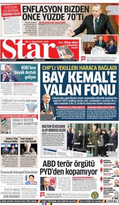 STAR - 10 Ocak 2019