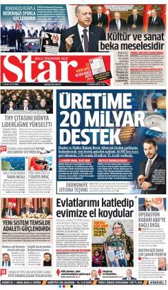 STAR - 11 Ocak 2019