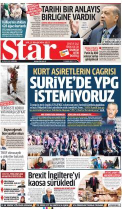 STAR - 16 Ocak 2019