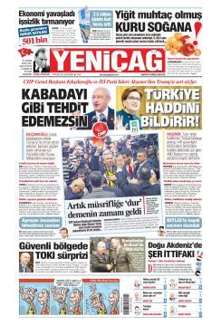 Türkiye'de Yeni Çağ - 16 Ocak 2019