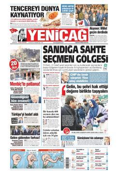 Türkiye'de Yeni Çağ - 17 Ocak 2019