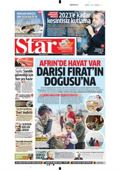 STAR - 20 Ocak 2019