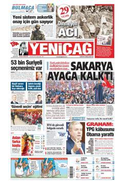 Türkiye'de Yeni Çağ - 20 Ocak 2019