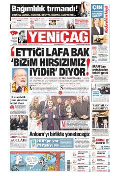 Türkiye'de Yeni Çağ - 10 Şubat 2019