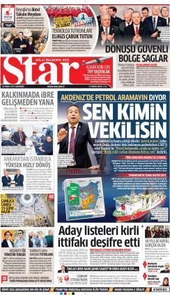 STAR - 20 Şubat 2019