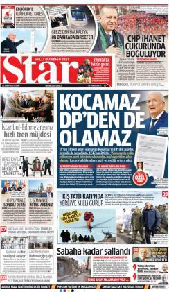 STAR - 22 Şubat 2019