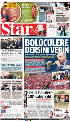STAR - 25 Şubat 2019