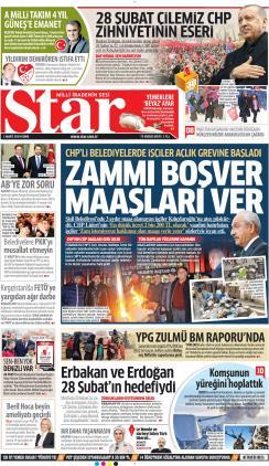 STAR - 01 Mart 2019