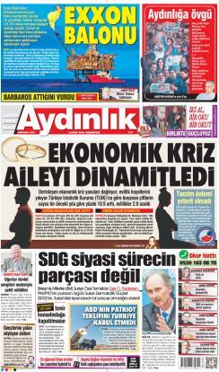AYDINLIK - 02 Mart 2019
