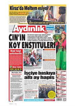 AYDINLIK - 03 Mart 2019