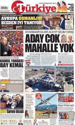 TÜRKİYE - 04 Mart 2019