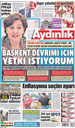 AYDINLIK - 05 Mart 2019