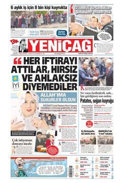 Türkiye'de Yeni Çağ - 14 Mart 2019