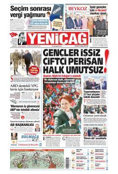 Türkiye'de Yeni Çağ - 24 Mart 2019